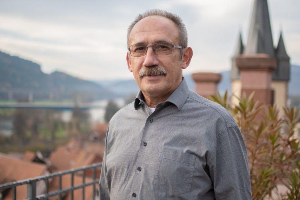 Erich Brandenstein